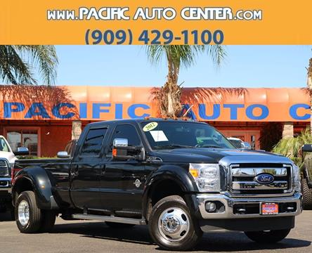 2012 Ford F-450 Super Duty for sale in Fontana, CA