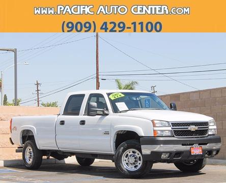 2007 Chevrolet Silverado 3500 Classic for sale in Fontana, CA