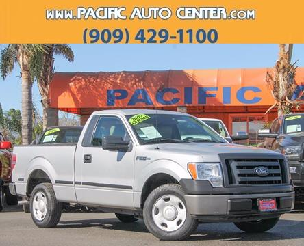 2009 Ford F-150 for sale in Fontana, CA