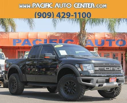2010 Ford F-150 for sale in Fontana, CA