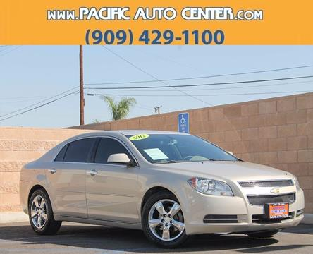 2012 Chevrolet Malibu for sale in Fontana, CA