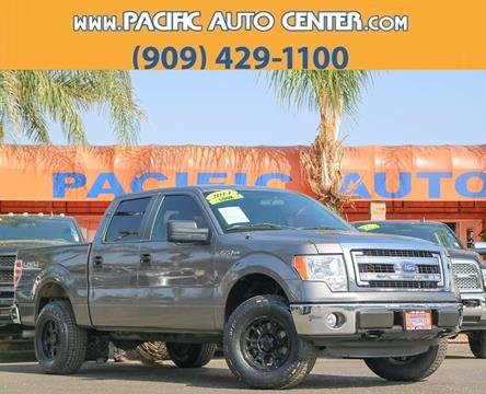 2014 Ford F-150 for sale in Fontana, CA