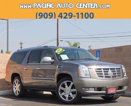 2011 Cadillac Escalade ESV for sale in Fontana, CA