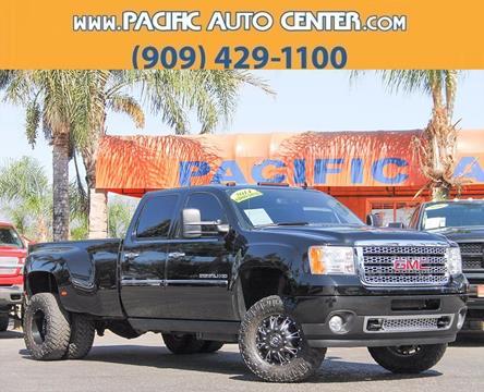 2014 GMC Sierra 3500HD for sale in Fontana, CA