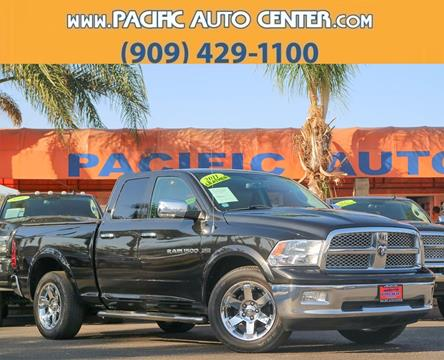 2011 RAM Ram Pickup 1500 for sale in Fontana, CA