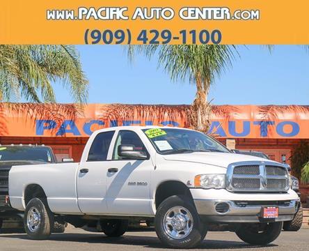 2003 Dodge Ram Pickup 3500 for sale in Fontana, CA