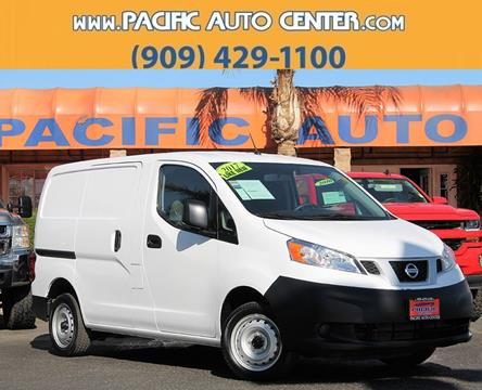 2017 Nissan NV200 For Sale In Fontana CA