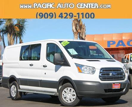 2015 Ford Transit Cargo For Sale In Fontana CA