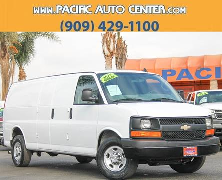 2017 Chevrolet Express Cargo For Sale In Fontana CA
