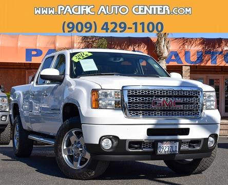 2011 GMC Sierra 2500HD for sale in Fontana, CA