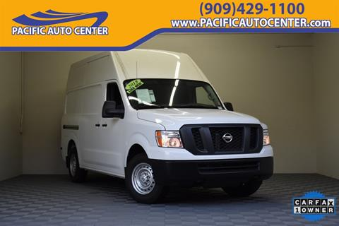 2018 Nissan NV Cargo for sale in Fontana, CA