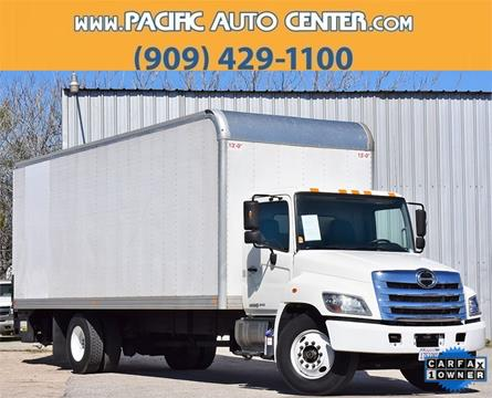 2015 Hino 268 for sale in Fontana, CA