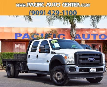 2012 Ford F-550 Super Duty for sale in Fontana, CA