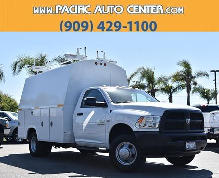 2018 RAM Ram Chassis 3500 for sale in Fontana, CA