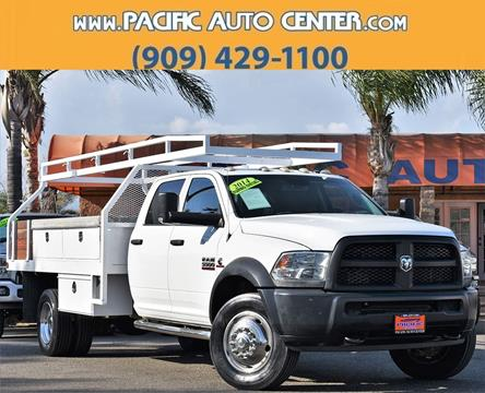 2014 RAM Ram Chassis 5500 for sale in Fontana, CA