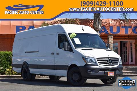 2015 Mercedes-Benz Sprinter Cargo for sale in Fontana, CA