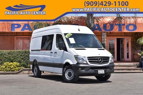 2016 Mercedes-Benz Sprinter Crew for sale in Fontana, CA