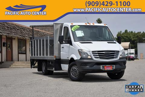 2014 Freightliner Sprinter Cab Chassis for sale in Fontana, CA