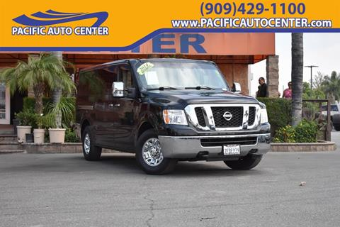 2014 Nissan NV Passenger for sale in Fontana, CA