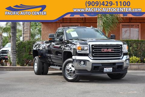 2016 GMC Sierra 3500HD for sale in Fontana, CA