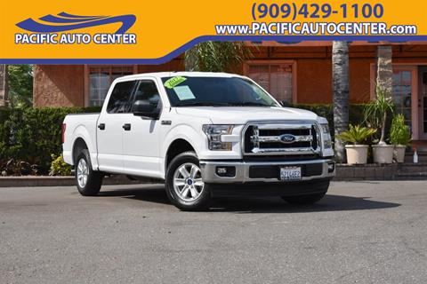2017 Ford F-150 for sale in Fontana, CA