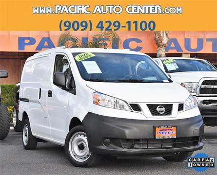 2018 Nissan NV200 for sale in Fontana, CA