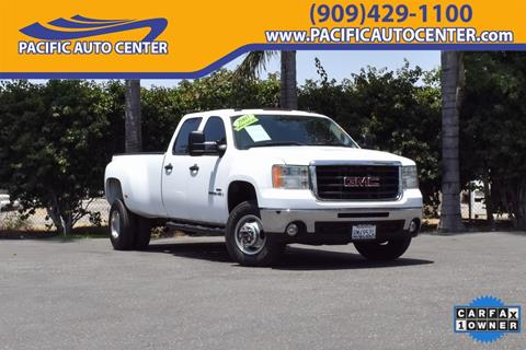 2007 GMC Sierra 3500HD for sale in Fontana, CA