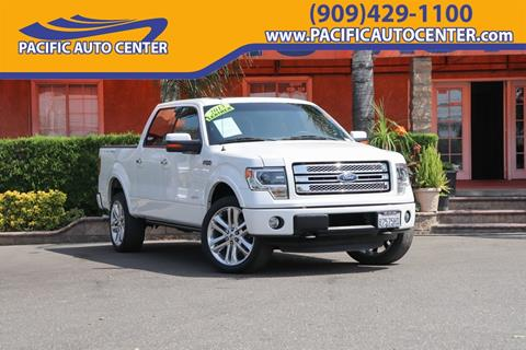 2013 Ford F-150 for sale in Fontana, CA