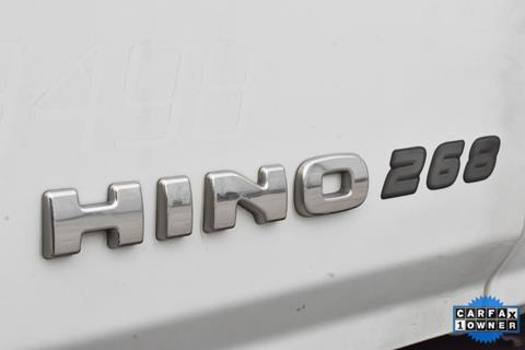 2015 Hino 268