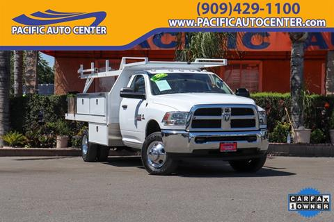2017 RAM Ram Chassis 3500 for sale in Fontana, CA