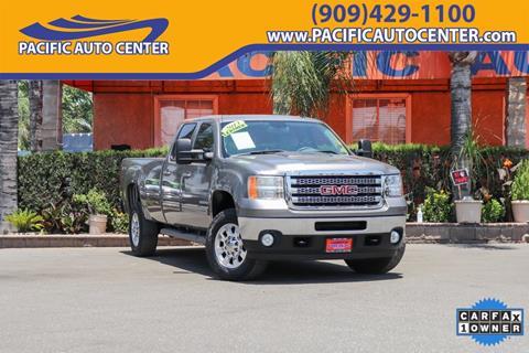 2013 GMC Sierra 3500HD for sale in Fontana, CA