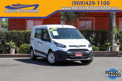 2018 Ford Transit Connect Cargo for sale in Fontana, CA