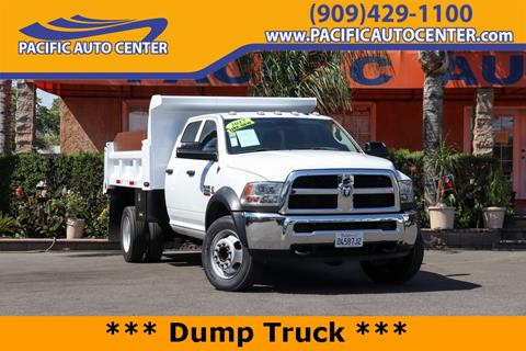 2017 RAM Ram Chassis 5500 for sale in Fontana, CA