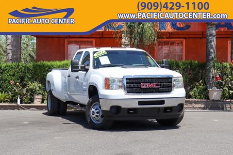 2011 GMC Sierra 3500HD for sale in Fontana, CA