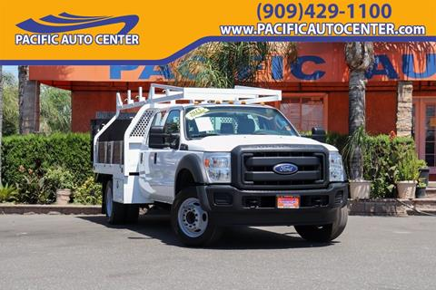 2015 Ford F-450 Super Duty for sale in Fontana, CA