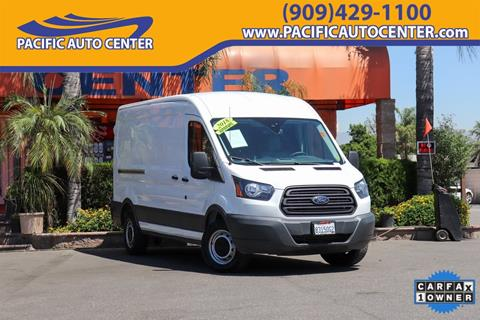 2018 Ford Transit Cargo for sale in Fontana, CA