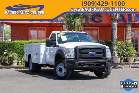 2014 Ford F-450 Super Duty for sale in Fontana, CA