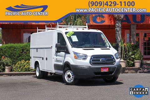 2017 Ford Transit Cutaway for sale in Fontana, CA
