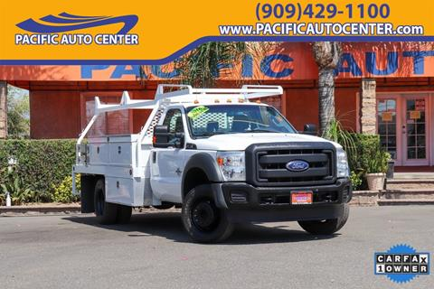 2016 Ford F-450 Super Duty for sale in Fontana, CA