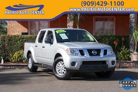 2019 Nissan Frontier for sale in Fontana, CA