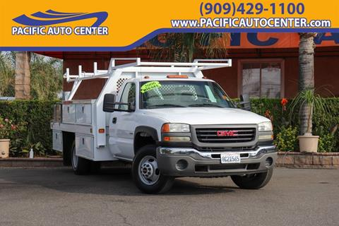 2006 GMC Sierra 3500 for sale in Fontana, CA