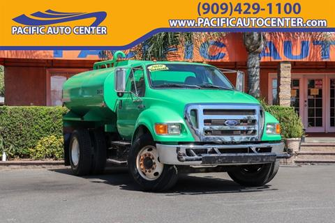 2010 Ford F-650 Super Duty for sale in Fontana, CA