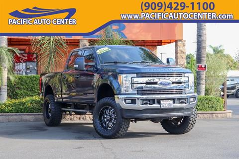 2017 Ford F-250 Super Duty for sale in Fontana, CA