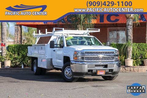 2019 Chevrolet Silverado 3500HD CC for sale in Fontana, CA