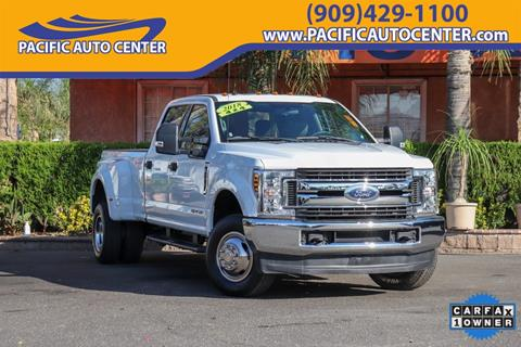 2018 Ford F-350 Super Duty for sale in Fontana, CA