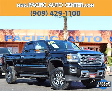 2015 GMC Sierra 2500HD for sale in Fontana, CA