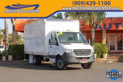 2019 Mercedes-Benz Sprinter Cab Chassis for sale in Fontana, CA