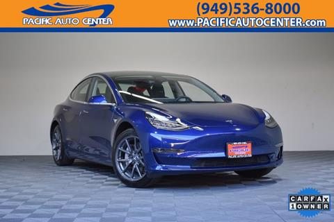 2018 Tesla Model 3 for sale in Fontana, CA