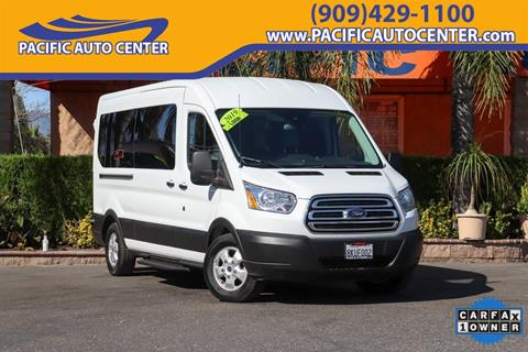 2019 Ford Transit Passenger for sale in Fontana, CA
