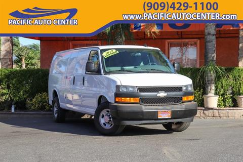 2019 Chevrolet Express Cargo for sale in Fontana, CA